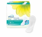 TENA Serenity Thin Pads, Moderate Long (Case of 128), # 52070
