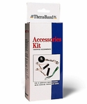 Thera-Band Accessories Kit for Exericse Bands and Tubing, 22135