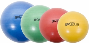 Thera-Band Exercise Balls 45cm to 75cm PRO SERIES Fitness Ball