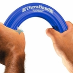 Thera-Band FlexBar, Blue - Heavy Resistance