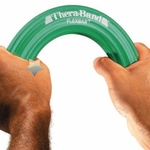 Thera-Band FlexBar, Green - Medium Resistance