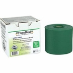 Theraband Latex Free Resistance Exercise Band, Heavy - Green, 25 yds