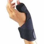 Thumb Splint Immobilizer Brace Support Deluxe, FLA Orthopedics