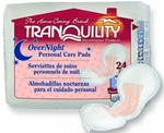 Tranquility Personal Care Pads for Incontinence