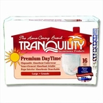 Tranquility Premium Daytime Absorbent Disposable Underwear