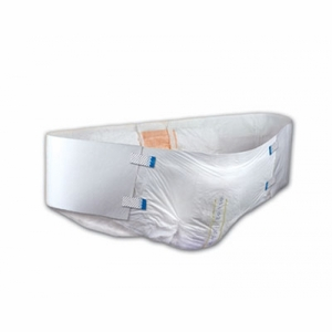 """Tranquility XL+ Disposable Bariatric Briefs 64""""-90"""" (Case of 32) #2190"""