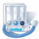 TriFlo II Spirometer Incentive Deep Breathing Exerciser