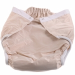 Washable Adult Diapers, Medline Incontinence Briefs - Super Fitted