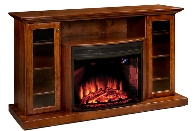 Wall Fireplace Living Room Design Parabee