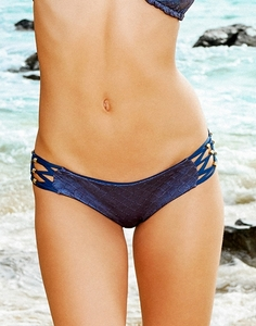 Forget Me Knot Hipster Bottom