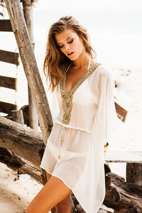 Gold Caftan Goddess Cream