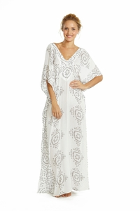 Mykonos Caftan in India