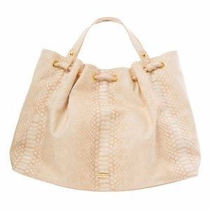 Snake Tote Beach Bag