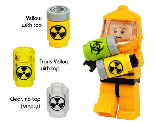 Radiation Canister