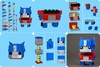 Optimus Prime Brickheadz Building Instructions