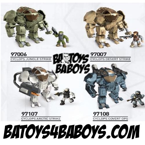 BAToys Cyclops Assortment