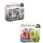 2015 Halo Mega Bloks Customizer Bundle [NMPD Pack & Spartan Pack]