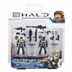 2015 Halo Mega Bloks <b>NMPD Customizer Pack</b>