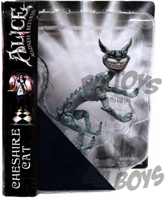 Cheshire Cat 7 Inch Action Figure