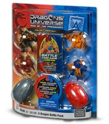 5 Dragon Battle Pack