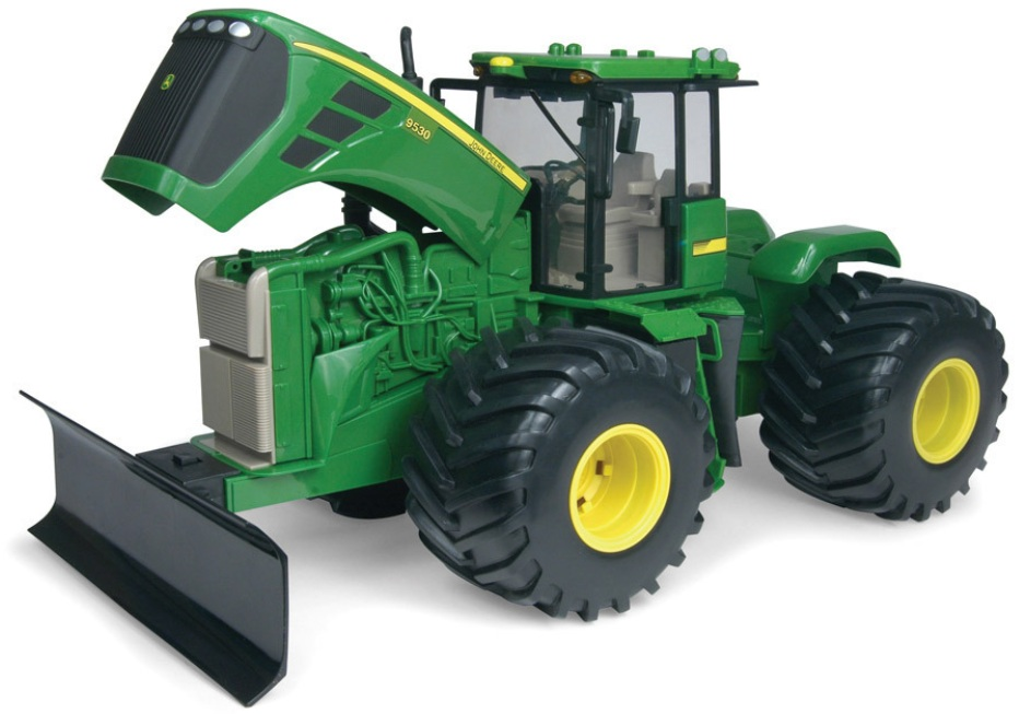 JD 9630 4WD Tractor 1:16 Scale