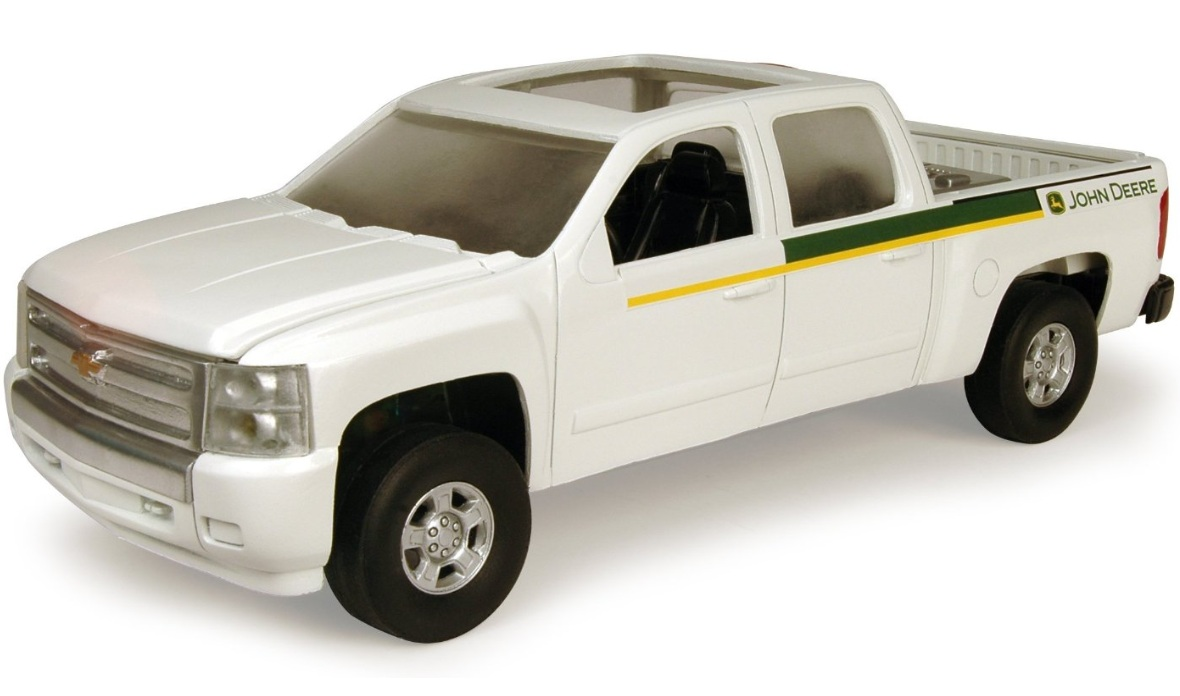 JD Dealer Chevy Pickup Truck 1:16 Scale