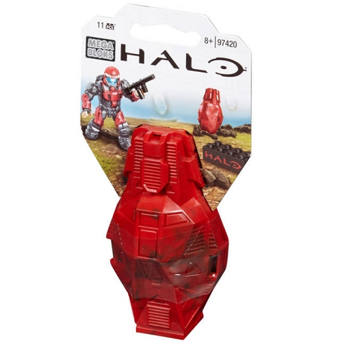 Metallic Red ODST Drop Pod