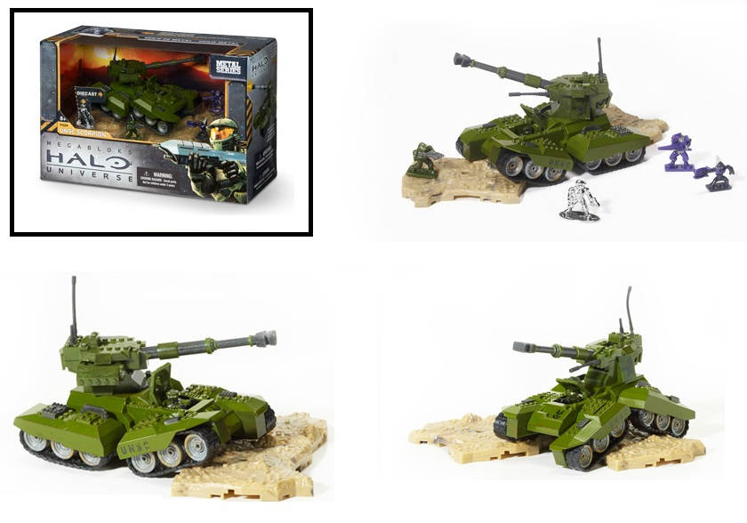 UNSC Scorpion Heavy Armored Vehicle