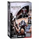 Heavy Borgia Soldier - 2015 Assassin's Creed Mega Bloks Set CNG89