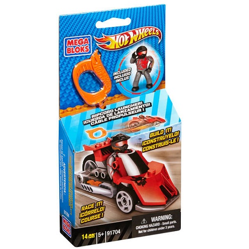 HW Outrageous Dragster [Red Ripcord Racer]