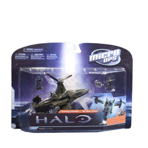 Micro Ops Series 1 Falcon with Carter