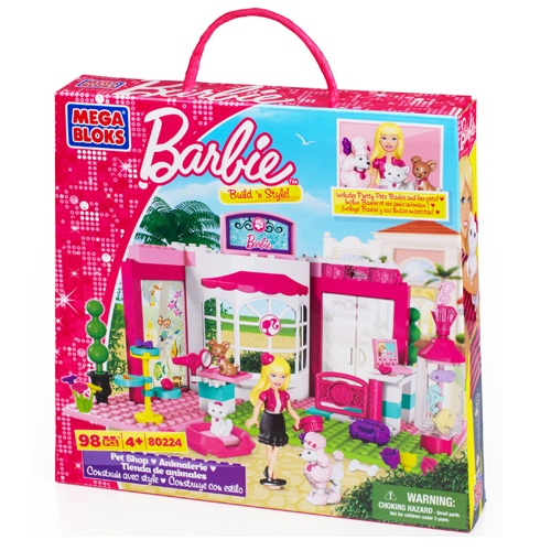 Build 'n Style Pet Shop