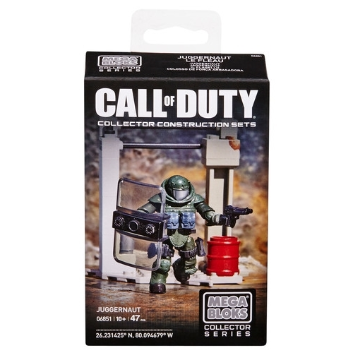 Juggernaut by Mega Bloks Call of Duty