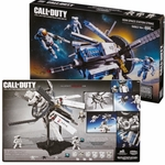 2014 Mega Bloks Call of Duty Odin Space Station Strike