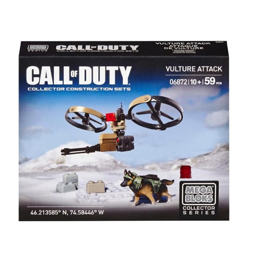 Mega Bloks Call of Duty <b>Vulture Attack</b>