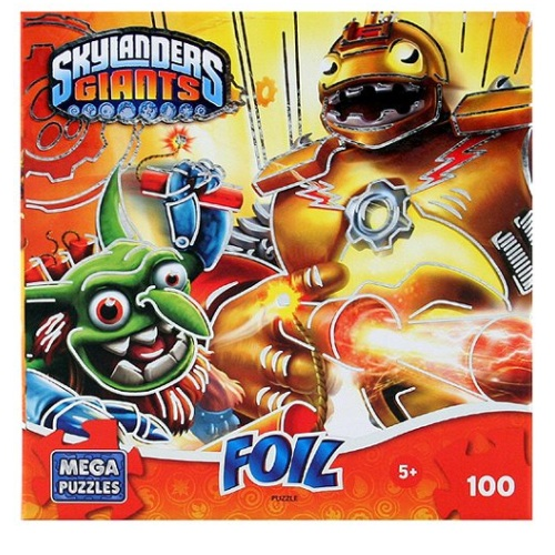 100 Piece Foil Bouncer