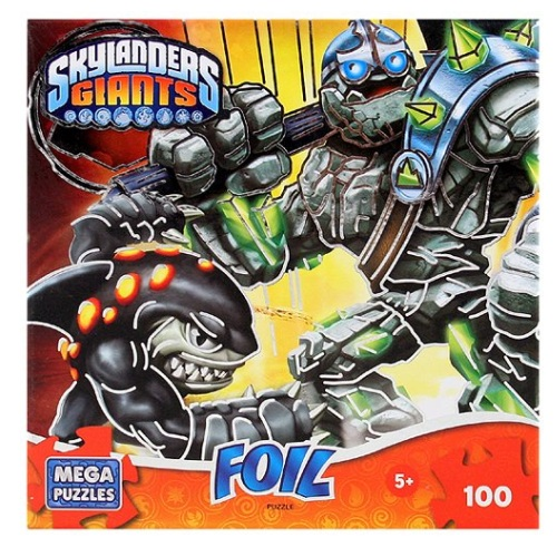 100 Piece Foil Giant Crusher