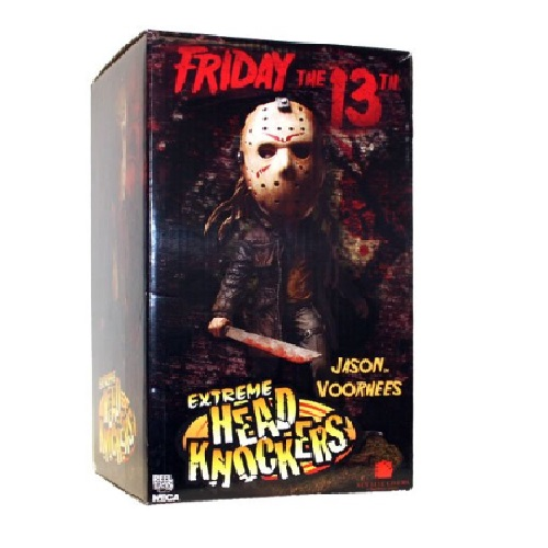Jason Toys For Boys : Neca headknockers extreme friday the th jason voorhees