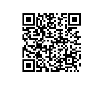 QR code for ethereum donations at B.A. Toys.