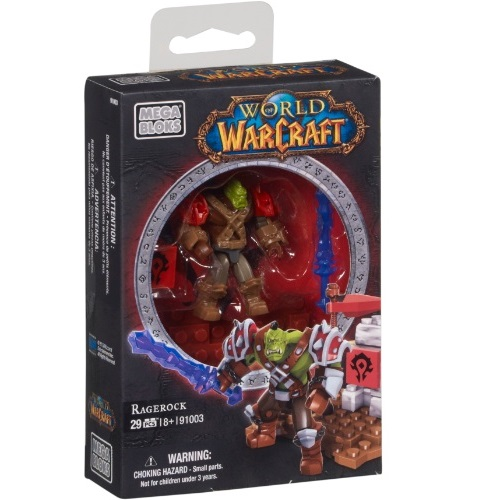 Orc Warrior Ragerock Faction Pack