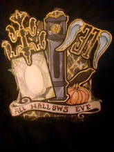 All Hallow's Eve Wall Hanging