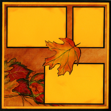 Autumn Blessings - Right Side