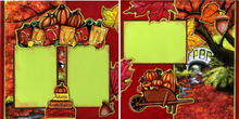 Autumn Day Quick Page Set
