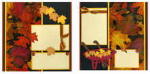 Autumn Reflections Quick Pages Set