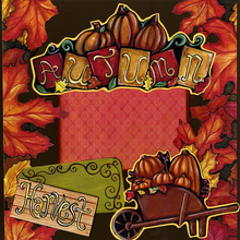 Autumn Treasures - Quick Pages Set - Left & Right