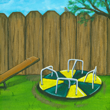 Backyard Playground - R