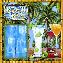 Beach Bar Quick Page Set - Left