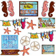 Beach Bum Cut Outs