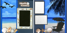 Beach Comber Quick Page Set