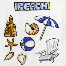 Beach Cut Outs